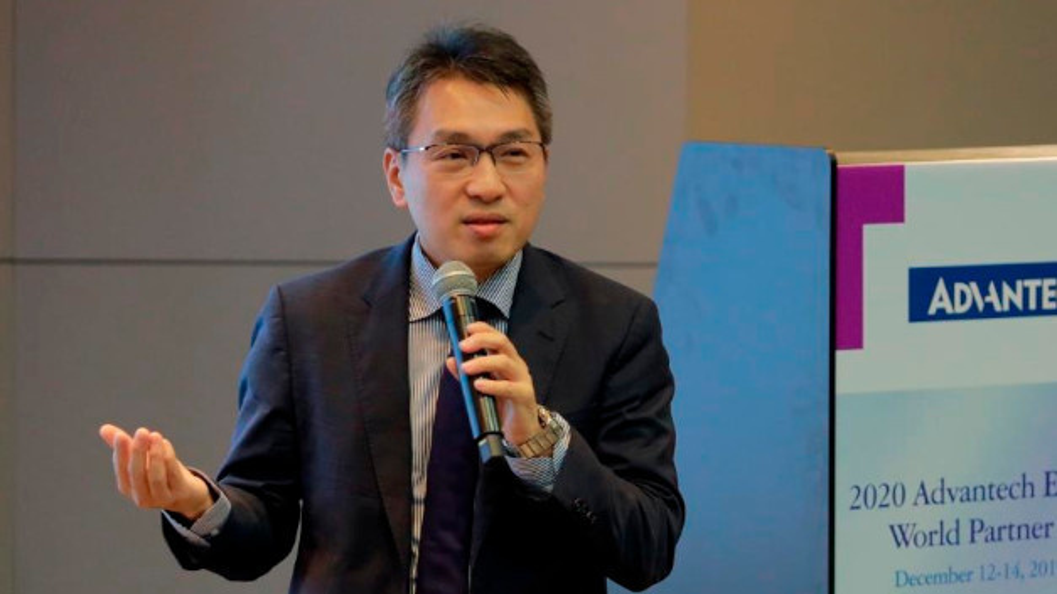Stephen Huang ist stellvertretender Vice President der Embedded-IoT-Sparte bei Advantech.