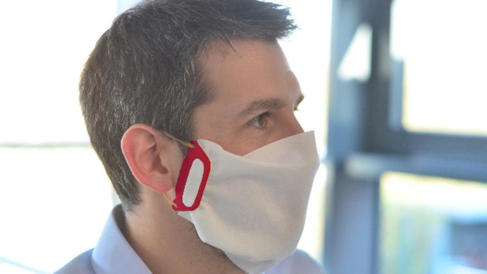 Das Hessische Innenministerium bestellt 100.000 Atemmasken »mask4all«.