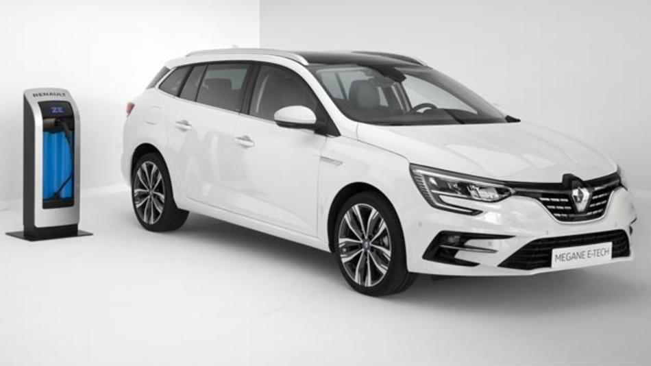 Renault hat mit dem B-Modus ein neues Fahrprogramm entwickelt, das den Fahrkomfort erhöht und die Reichweite steigert.