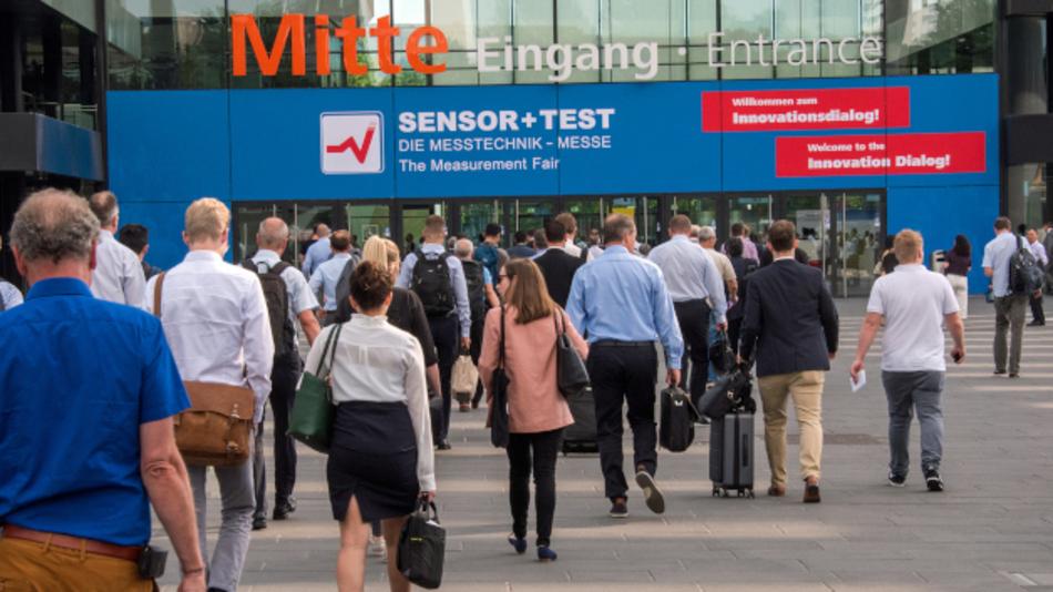 Auch die Sensor+Test fällt 2020 wie so viele andere Messen dem Coronavirus zum Opfer und wird vom Veranstalter abgesagt.