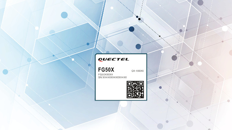 "Auf Qualcomms Mobile-Connectivity-Subsystem ""FastConnect 6800"" beruhen die Wi-Fi-6-Module der Serie FG50X von Quectel."