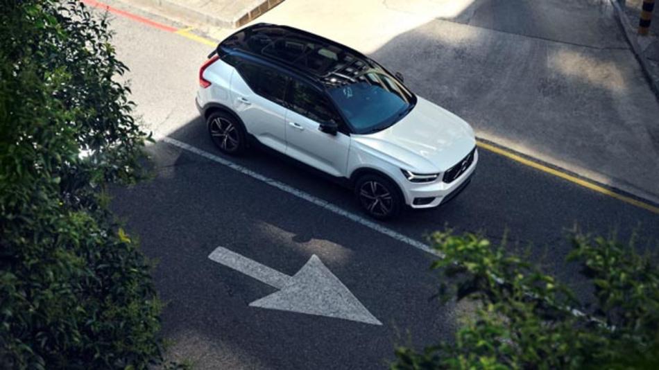 Volvo bringt zweite PHEV-Version im XC40.