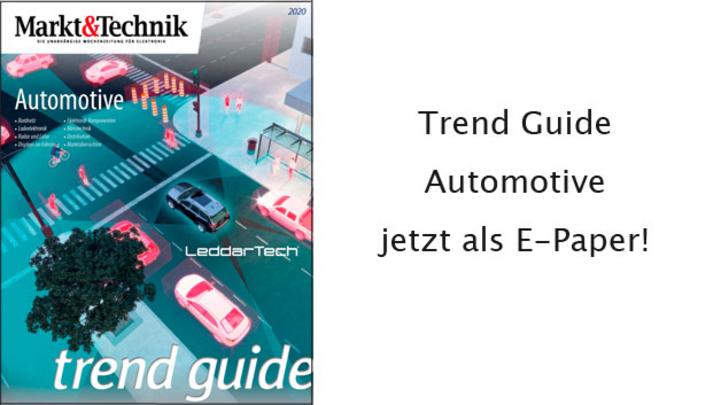 Trend Guide Automotive jetzt als E-Paper!