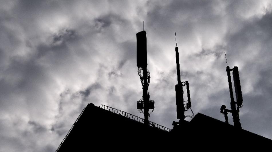4G-Mobilfunk-Antennen gehören nach wie vor zum Alltagsbild