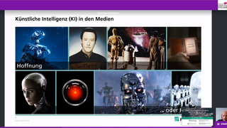 Künstliche Intelligenz in den Medien