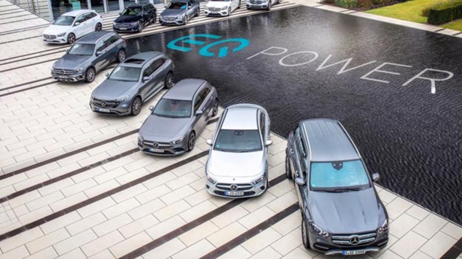 Mercedes-Benz Bank bietet Versicherungsschutz für Elektro- und Hybridfahrzeuge. Mitversichert sind Batterie, Ladekabel und die Wallbox, aber auch Folgeschäden nach Tierbiss bis zu einer Schadenhöhe von 10.000 Euro.