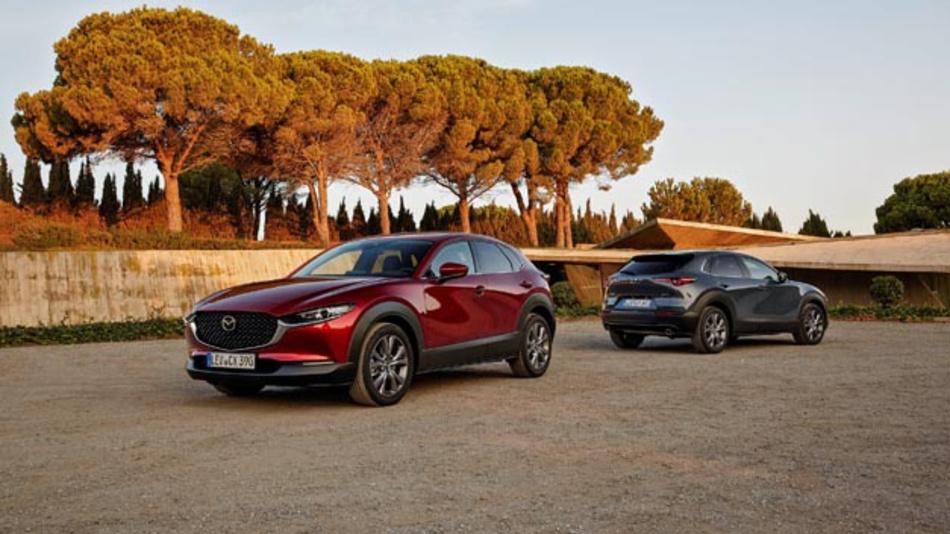 Die Produktion des vollelektrischen Mazda MX-30 ist gestartet.