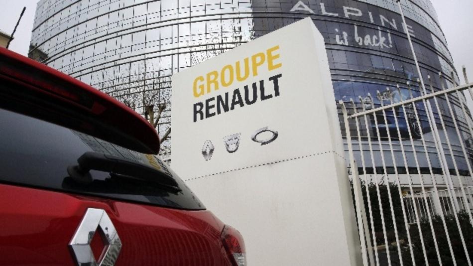 Renault-Zentrale