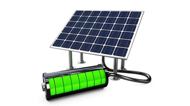 Solarbatterien