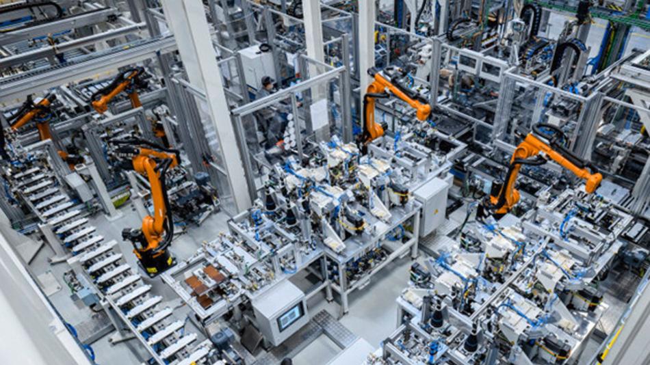 Die beiden Werke in Kamenz sind nach Industrie 4.0. automatisiert und Co2-neutral ausgelegt.