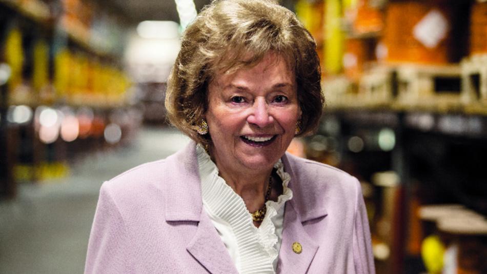 Ursula Ida Lapp feiert am 30. Mai ihren 90. Geburtstag. Alles Gute!