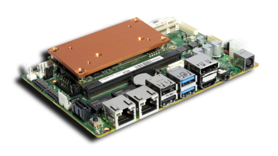 Das »conga-SMC1/SMARC-x86« von Congatec.