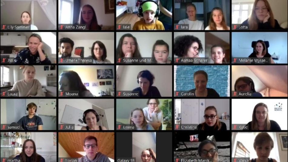 Der erfolgreiche Auftakt war Anfang Mai mit insgesamt über 120 Teilnehmerinnen.