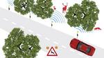 Ein LoRaWAN bietet in ländlichen Gebieten bis zu 40 km Reichweite, was mehr als ausreichend ist, damit die installierten Einheiten zusammen als ein großes Warnsystem funktionieren können.