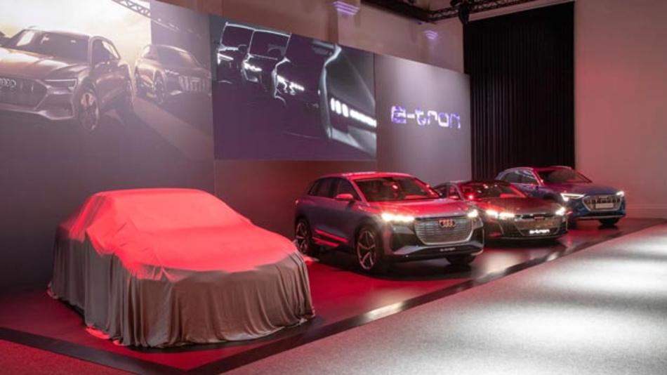 Im Rahmen des Projekts Artemis soll in agilen Abläufen bis 2024 ein Elektroauto für Audi entwickelt werden.