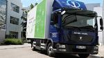 Infineon startet Logistik per Elektro-LKW