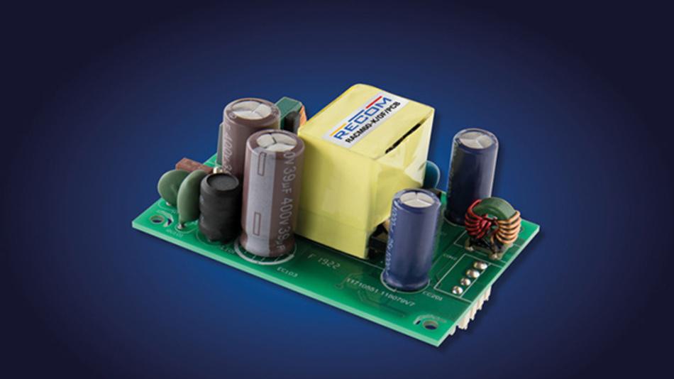 Die RACM60-K Serie bietet umfassenden Schutz gegen Kurzschluss, Ausgangsüberspannung, Überstrom und Übertemperatur und verfügt über eine Leitungs- und Neutralleiter-Sicherung