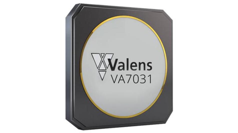 VA7031 Serializer von Valens unterstützt Remote-Long-Range-Konnektivität von CSI-2-basierten Kamerasensoren, Radargeräten und LiDARs mit einer Bandbreite von bis zu 8 Gbit/s.