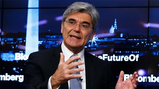 Siemens-CEO Joe Kaeser