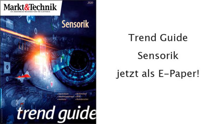 Trend Guide Sensorik jetzt als E-Paper!