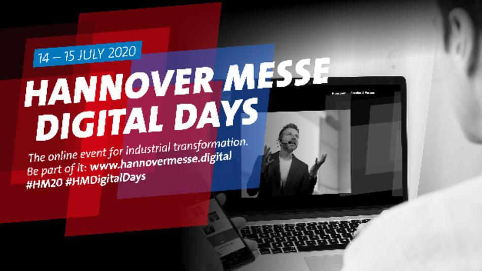 Die Digital Days sollen eine Online-Plattform für die gesamte Hannover-Messe-Community bilden.