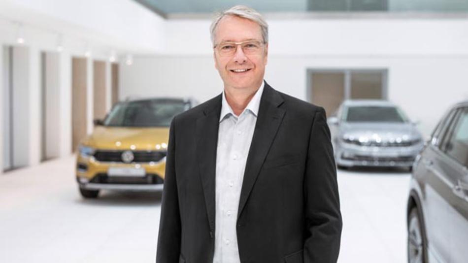 Dr. Stefan Sommer wird den Volkswagen Konzern verlassen.