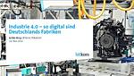 Deutsche Industrie bei Digitalisierung international vorne