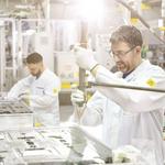 Abgesicherte Arbeitsprozesse in der Batterieproduktion