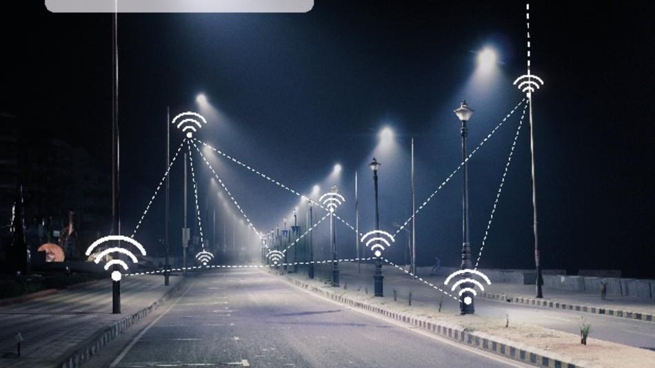 Straßenzustandsüberwachung mit NeoMesh