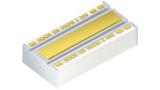 Aktuelle LiDAR-Laserchips wie der neue SPL DP90_3 von Osram Opto Semiconductors mit 110 µm Emissionsbreite ermöglichen die von der Industrie geforderten Auflösungen von unter 0,1°.
