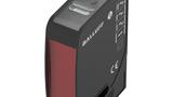 Der Multisensor 'BOS 21M ADCAP'  bietet die Wahl zwischen  den vier Sensormodi:  Hintergrundausblendung, energetischer Lichttaster,  Reflexionslichtschranke  oder Einweglichtschranke.