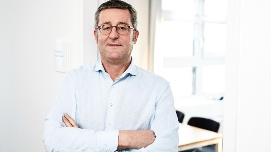 Frank Schabel, Hays AG.