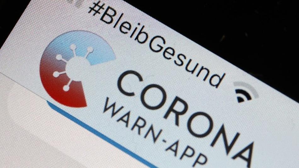Offizielle Corona-Warn-App steht zum Download bereit.