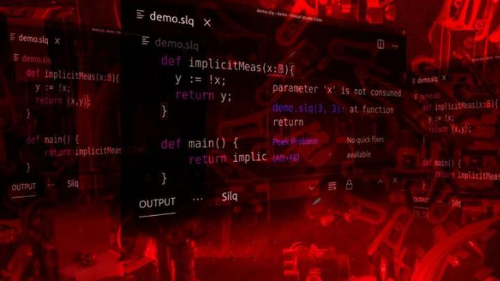 Computerwissenschaftler der ETH Zürich haben die erste Programmiersprache für Quantencomputer formuliert, die auch komplexe Rechenaufgaben elegant, einfach und sicher lösen kann.