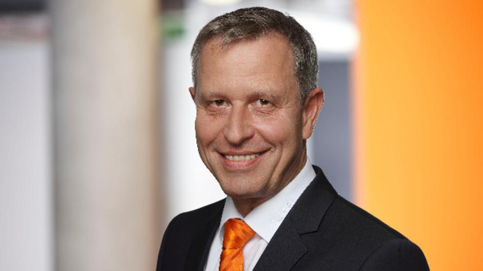 Wilfried Eberhardt, VDMA Robotik+Automation: »Von der Messe Automatica erwarten wir einen deutlichen Wachstumsimpuls.«