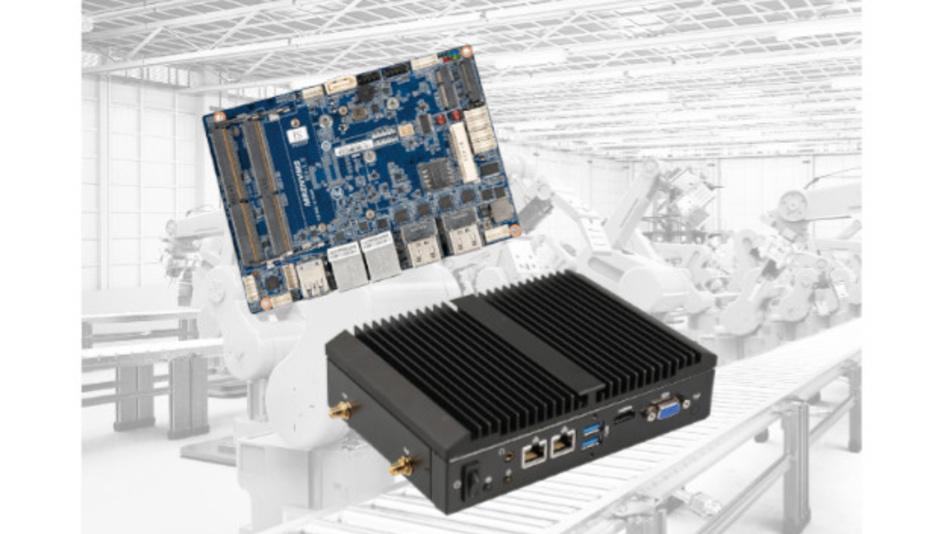 Ab sofort bietet Distec Embedded-Anwendungen von GIGAIPC an.