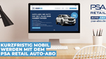PSA präsentiert Auto-Abo ohne langfristige Bindung