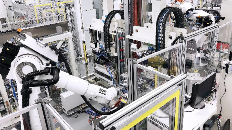 Daimler Truck investiert in neue Anlage, die jede einzelne Prozessstufe der Brennstoffzellenproduktion abdecken.