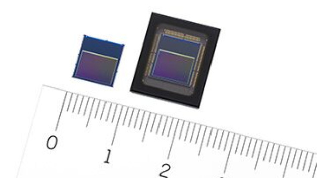 The first image sensors in the world to be equipped with AI processing functionality.