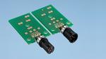 Die abgewinkelten M12-Steckverbinder bieten Lösungskonzepte für Standardanwendungen (Stift- und Buchsenstecker) sowie für M12-Sensorrohre (Stiftstecker)