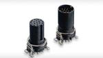 Als Teil der bewährten M8/M12-Modellreihe von Erni werden neue 12- und 17-polige M12-Steckverbinder in Standardausführung angeboten