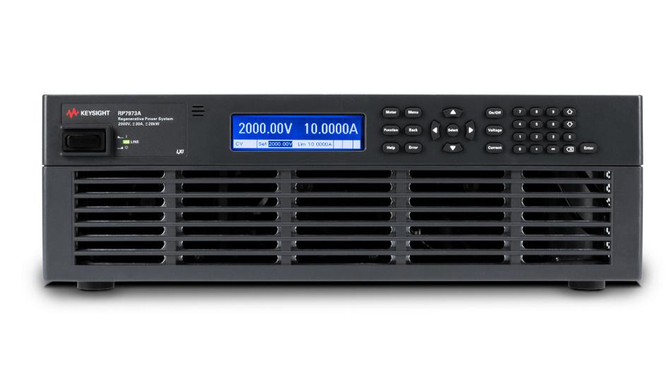 Keysight hat sein SV-Portfolio mit zwei neuen bidirektionalen, regenerativen DC-Netzteilne mit integrierten Sicherheitsfunktionen erweitert.
