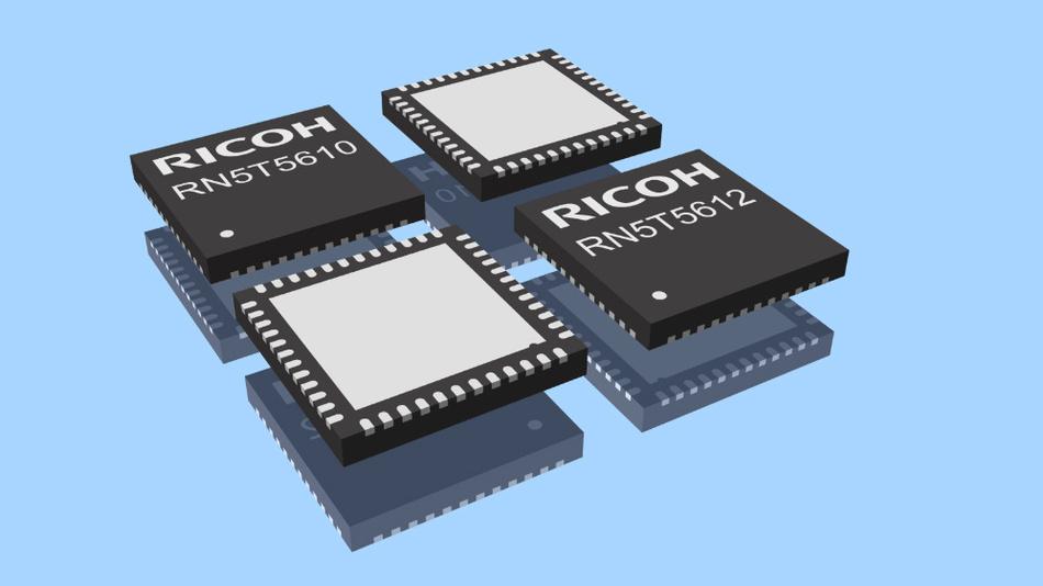 Die neuen PMICs sollen insbesondere Prozessoren und MCU in der industriellen Steuerung ganz effektiv mit Strom versorgen.