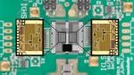 Modulare, PCB-integrierte GaN-auf-Si-Halbbrückenschaltung