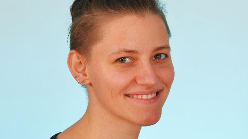 Marlene Böhmer, Informatik-Absolventin der Universität des Saarlandes.