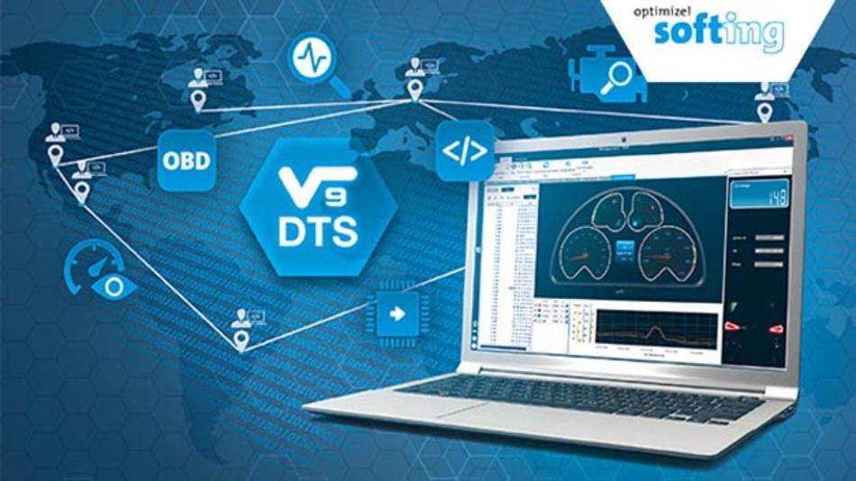 Softing stellt ab sofort die neue Generation des Diagnostic Tool Sets zur Verfügung.