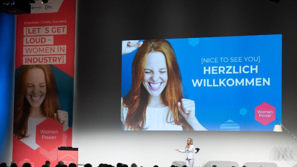 Der Karrierekonkress WomenPower der Hannover Messe findet erstmals digital statt.