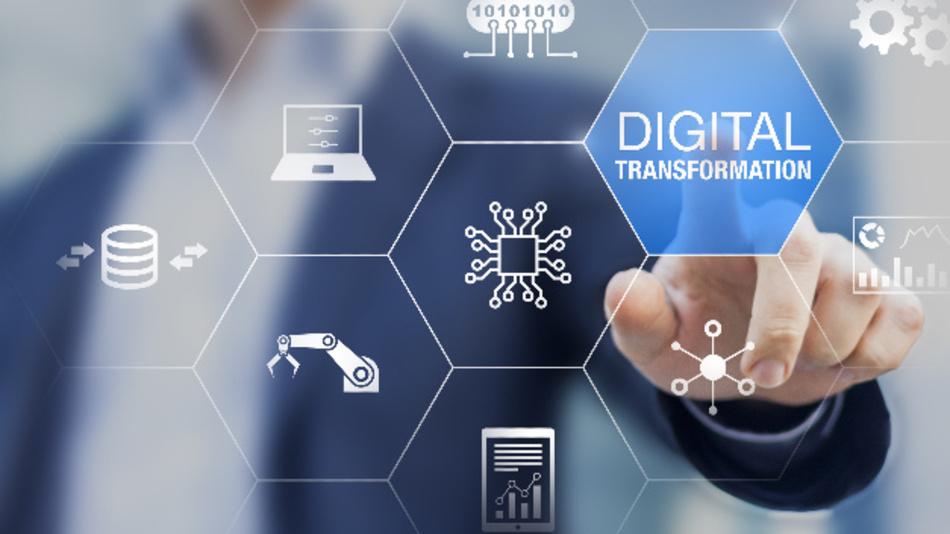 Die digitale Transformation betrifft die Tätigkeit von Unternehmen in fast allen Branchen.