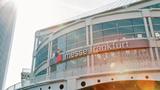 Eingang City Messe Frankfurt GmbH