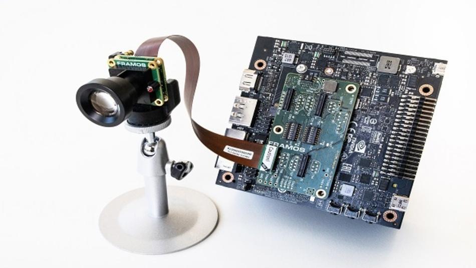 Die Partnerschaft von Framos und NVIDIA macht eine Kombination aus Framos' Embedded-Vision-Fachwissen mit der NVIDIA-Hochleistungs-Computing-Plattform möglich.